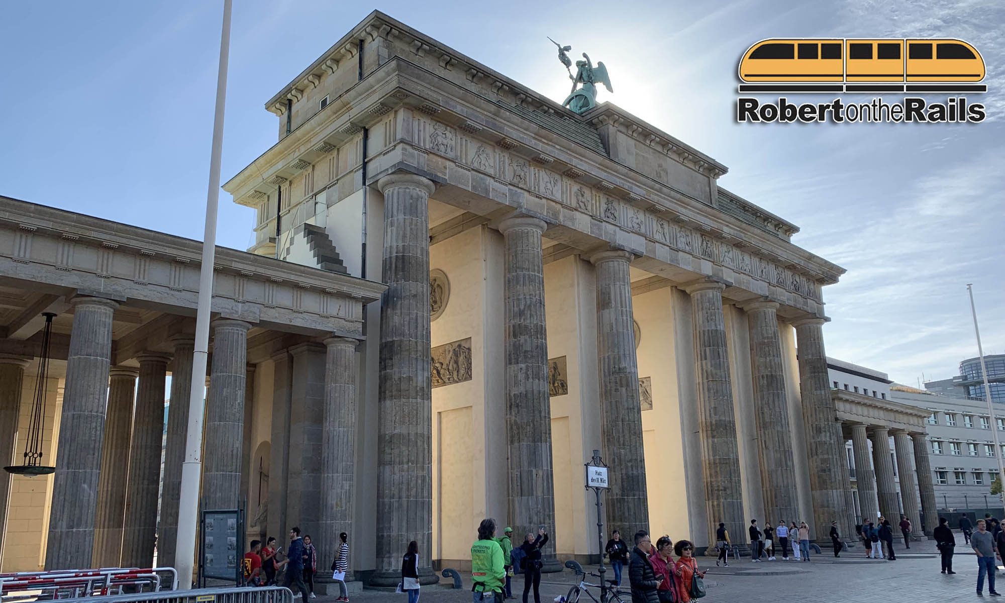 London to Prague [via Berlin] on the Imperial Cities & Danube Cruise tour