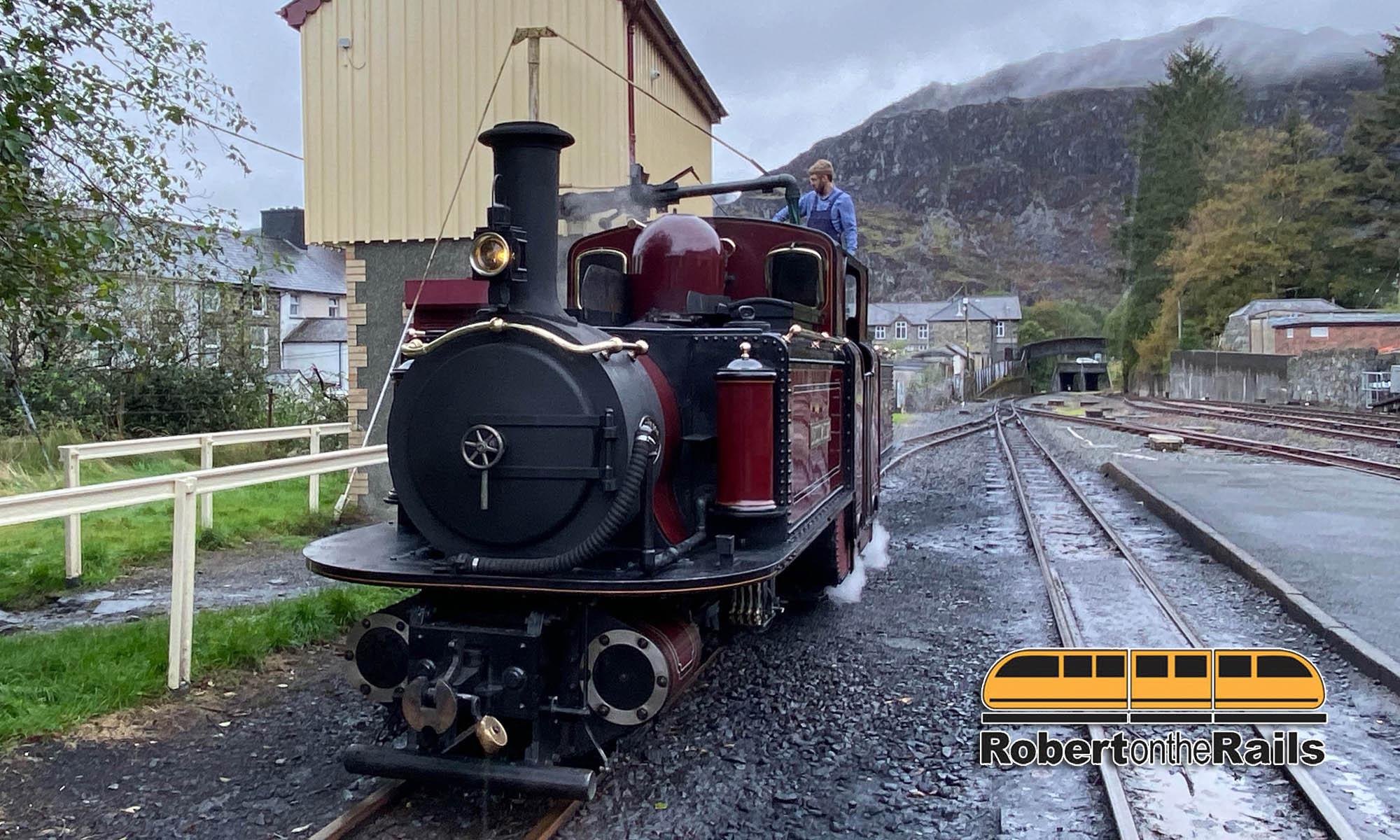Ffestiniog Railway & Portmeirion on the Railways of Wales tour